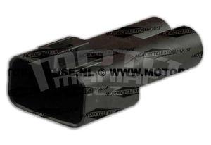 Accel Regulator Black - 2000 Softail(NU) - 2