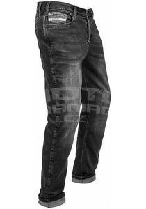 John Doe Kevlar Denim Jeans černé pánské - 2