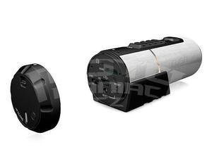 Kitvision Rush HD100W voděodolná sportovní kamera, full HD, Wi-Fi, stříbrná - 2