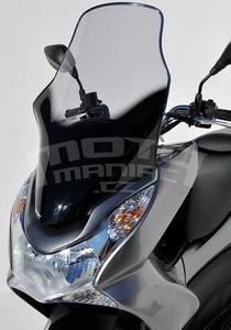 Ermax turistické plexi +25cm (67cm) -  Honda PCX 125 2010-2013 - 2