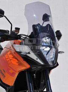 Ermax turistické plexi +5cm - KTM Adventure 1190 (2013-2015), 1050 (2015) - 2