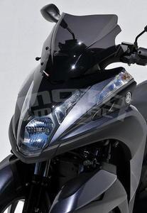 Ermax Sport plexi 35cm - Yamaha Tricity 125 2014-2015 - 2