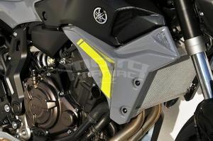 Ermax kryty chladiče Yamaha MT-07 2014-2015 - 2