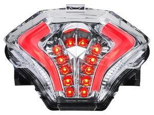 Ermax zadní světlo čiré Yamaha MT-07 (2014-2016), FZ-07 (2015), YZF-R3 2015 - 2