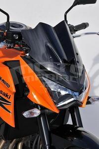Ermax Sport plexi větrný štítek 30cm - Kawasaki Z800 2013-2016 - 2