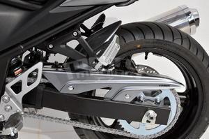 Ermax zadní blatník s krytem řetězu - Suzuki Bandit 650/S 2009-2012, bez laku - 2