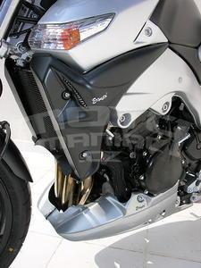 Ermax kryt motoru - Suzuki GSR600 2006-2011, bez laku - 2