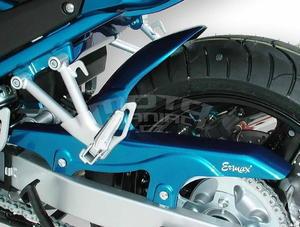 Ermax zadní blatník s krytem řetězu - Suzuki GSX650F 2008-2016, bez laku - 2