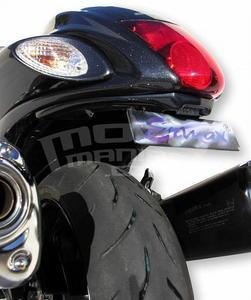 Ermax podsedlový plast s držákem SPZ - Suzuki Hayabusa 1300 2008-2016, bez laku - 2