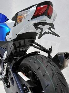 Ermax podsedlový plast s držákem SPZ - Suzuki GSX-R600 2011-2016, bez laku - 2