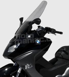 Ermax turistické plexi - BMW C 650 Sport 2016 - 2