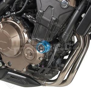 Barracuda padací protektory - Honda CB500F 2016 - 2