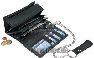 Louis Biker-Wallet With Chain - Premium - 2