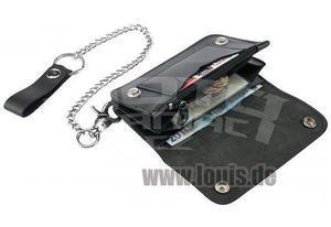 Louis Biker Wallet With Chain - Regular - 2