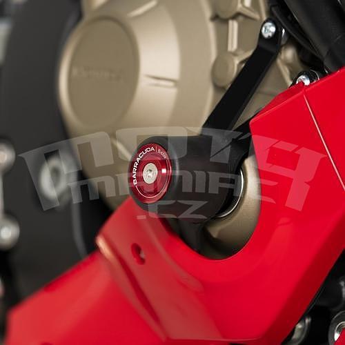 Barracuda padací protektory - Honda CBR1000RR Fireblade 2017-2019 - 2