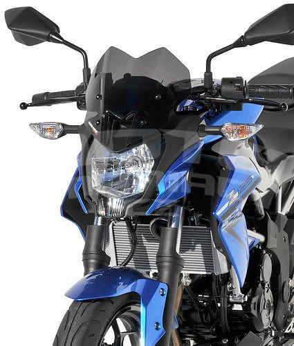 Ermax Sport plexi větrný štítek 26cm - Kawasaki Z125 2019-2020 - 2