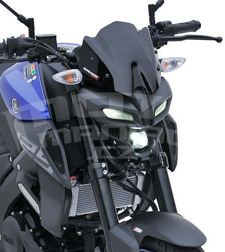 Ermax Sport plexi - Yamaha MT-125 2020 - 2