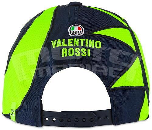 Valentino Rossi VR46 kšiltovka - AGV - 2