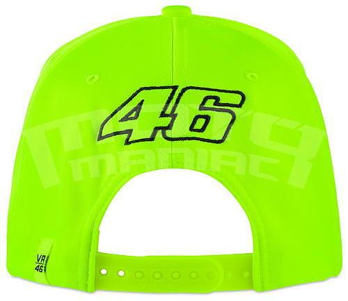 Valentino Rossi VR46 kšiltovka dětská - 2