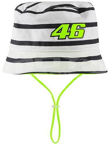 Valentino Rossi VR46 čepice rybářský klobouček dětský - 2