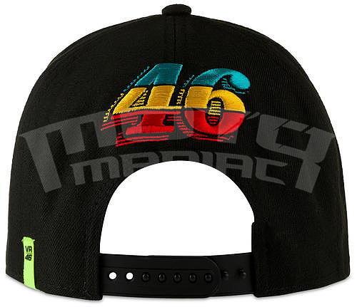 Valentino Rossi VR46 kšiltovka - edice Lifestyle - 2