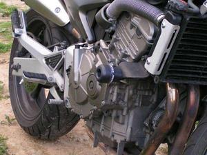 "Rutan protektory rám Honda CB 600F ""Hornet"" 1998-2006 - 3"