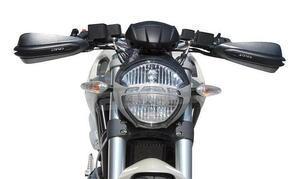 Acerbis Dual Road černé pro Ducati, Moto Guzzi, Piaggio, Triumph - 3