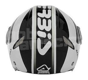 Acerbis Urba-Jet černo-bílá - 3