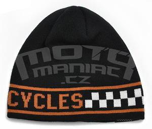 Motorcycles Performance Cap Motorcycles Orange - 3