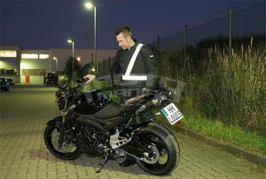Moto112+ Safety Belt - 3