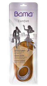 Bama Inlay-Sole Comfort Brown/Orange - 3