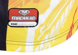 Madhead SK-2 Shirt White/Black - 3