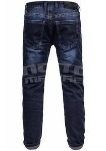 John Doe Kevlar Denim Jeans tmavě modré pánské - 3