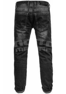 John Doe Kevlar Denim Jeans černé pánské - 3