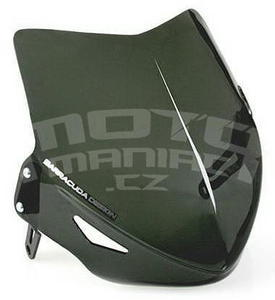 Barracuda Aerosport plexi štít - Yamaha FZ6 S2 2009-2011 - 3