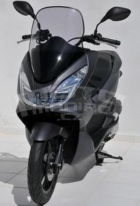 Ermax turistické plexi +10cm (55cm) - Honda PCX 125 2014-2015 - 3
