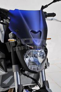 Ermax Sport plexi větrný štítek 27cm - Yamaha MT-07 2014-2015 - 3