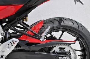 Ermax zadní blatník s krytem řetězu Yamaha MT-07 2014-2015 - 3