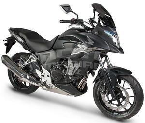 Barracuda padací protektory - Honda CB500X 2013-2015 - 3