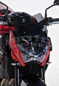 Ermax Sport plexi větrný štítek 30cm - Kawasaki Z800 2013-2016 - 3