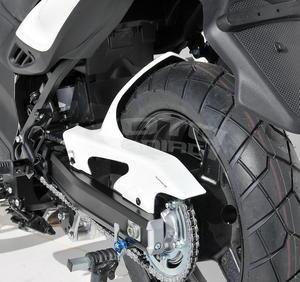 Ermax zadní blatník s krytem řetězu - Suzuki V-Strom 650/XT 2011-2016, bez laku - 3