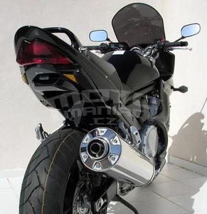 Ermax spodní boční kapoty - Suzuki Bandit 1250 2007-2009, bez laku - 3