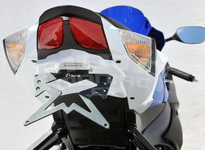 Ermax podsedlový plast s držákem SPZ - Suzuki GSX-R600 2011-2016, bez laku - 3