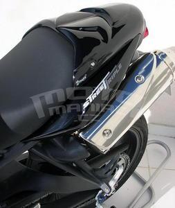 Ermax kryt sedla spolujezdce - Triumph Street Triple 2007-2011, bez laku - 3