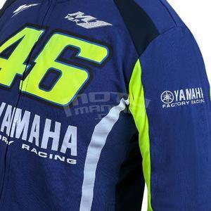 Valentino Rossi VR46 Yamaha mikina pánská - 3