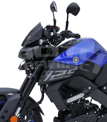Ermax Sport plexi - Yamaha MT-125 2020 - 3