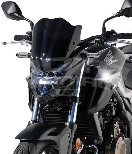 Ermax Sport plexi štítek 28cm - Honda CB500F 2019-2020 - 3