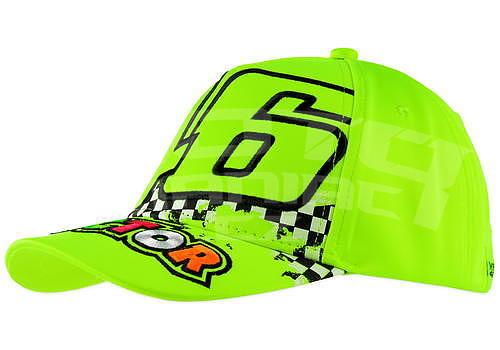 Valentino Rossi VR46 kšiltovka dětská - 3