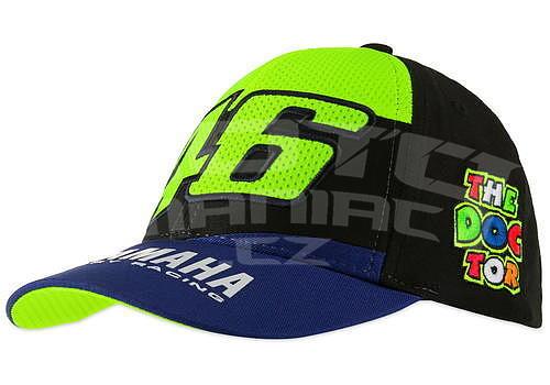 Valentino Rossi VR46 kšiltovka dětská - edice Yamaha - 3