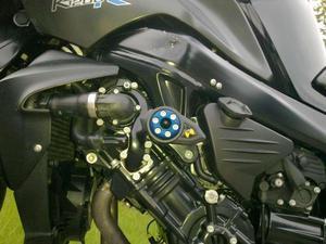Rutan protektory rám BMW K1200R - 4